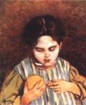 Ştefan Luchian - Lica cu portocala