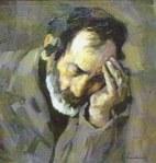 Ştefan Luchian - Moş Nicolae Cobzarul