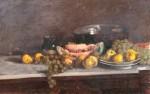 Ştefan Luchian - Natură moartă cu fructe