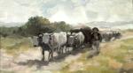 Nicolae Grigorescu-Car cu boi