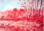 Stefan Luchian - Pădurice la mal de lac