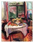 Raoul Dufy-Afternoon Still Life