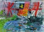 Raoul Dufy - Henley Regatta