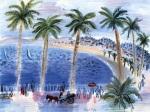 Raoul Dufy - La Promenade Des Anglais