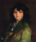 Robert Henri - Francine