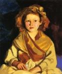Robert Henri - Sissy in Yellow