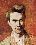 Stefan Luchian-Autoportret