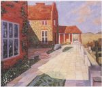 Winston Churchill - The Terrace, Lympne
