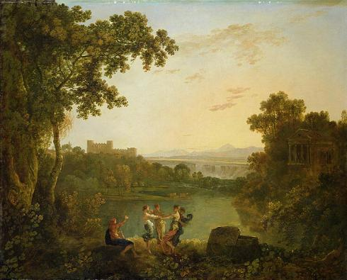 Richard Wilson - Apollo and the Seasons