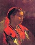 Thomas Eakins - Carmelita Requena