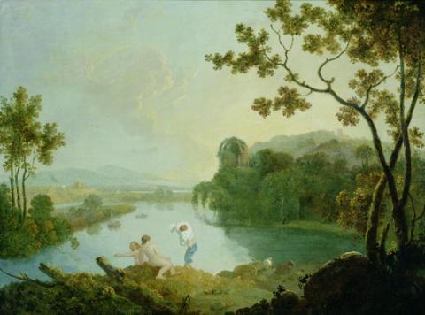 Richard Wilson - Landscape