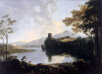 Richard Wilson - Dolbadarn Castle
