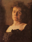 Thomas Eakins - Edith Mahon