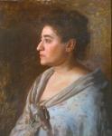 Thomas Eakins - Florence Einstein