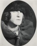 Marcel Duchamp as Belle Haleine,1921