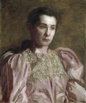 Thomas Eakins - Miss Gertrude Murray