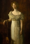 Thomas Eakins - Miss Helen Parker