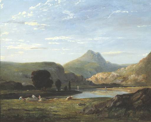 Richard Wilson - On the Wye