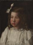 Thomas Eakins - Portrait of a Little Girl