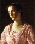 Thomas Eakins - Portrait of Maud Cook