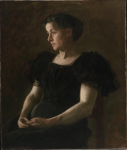 Thomas Eakins - Portrait of Mrs Frank Hamilton Cushing