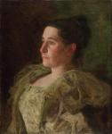 Thomas Eakins - Portrait of Mrs. James Mapes Dodge - Josephine Kern