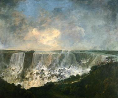 Richard Wilson - The-Falls-of-Niagara