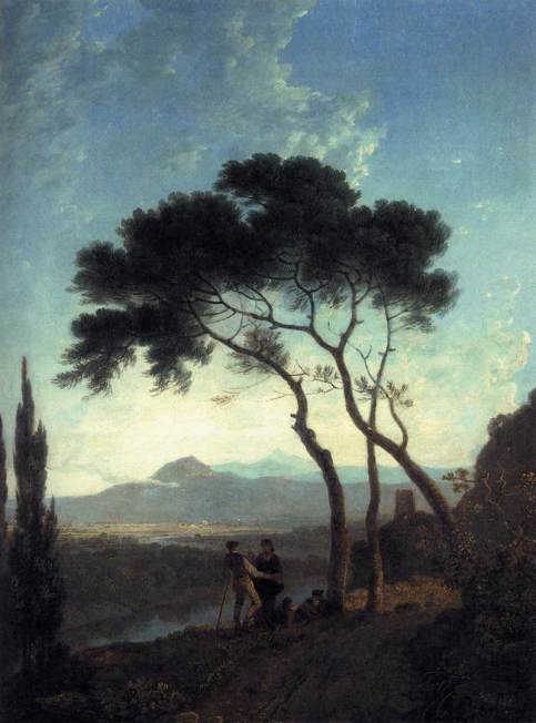 Richard Wilson - The Vale of Narni