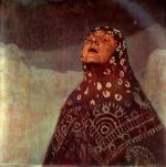 Alphonse Mucha - Winter Night