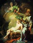 Anton Losenko - Sacrifice of Isaac