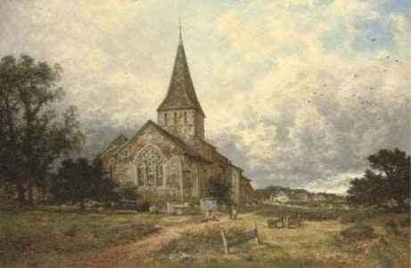 Benjamin Williams Leader - The Village Church