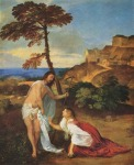 Federico Barocci - Christ and Maria Magdalena
