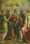 Federico Barocci - Santa Cecilia fra i Santi Giovanni, Maria Maddalena, Paolo e Caterina d'Alessandria