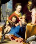 Federico Barocci - The Holy with Family the Infant Baptist