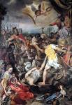 Federico Barocci - The Martyrdom of San Vitale (Saint Vitalis of Milan)