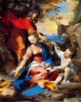 Federico Barocci - The Rest on the Flight into Egypt