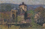 Henri Martin-Cathedral of Cahors