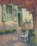 Henri Martin-Cour du Jardin