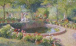 Henri Martin-Fountain in Marquayrol 2