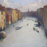 Henri Martin-Grand Canal Venice