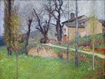Henri Martin-La Maison du Sabotier