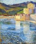 Henri Martin - Ramparts at Collioure