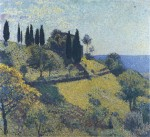 Henri Martin-View from the Artists Studio 1