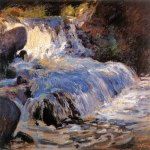 John Henry Twachman - The Waterfall