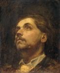 Matthijs Maris - Portrait of Jacob Maris