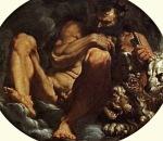 Agostino Carracci - Pluto