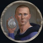 George Tooker - Self-Portrait