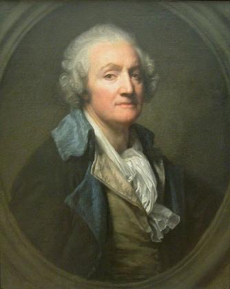 Jean-Baptiste Greuze - Self Portrait