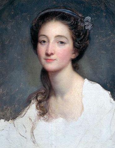 Jean-Baptiste Greuze - Sophie Arnould