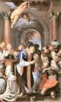 Agostino Carracci - The Last Communion of St Jerome